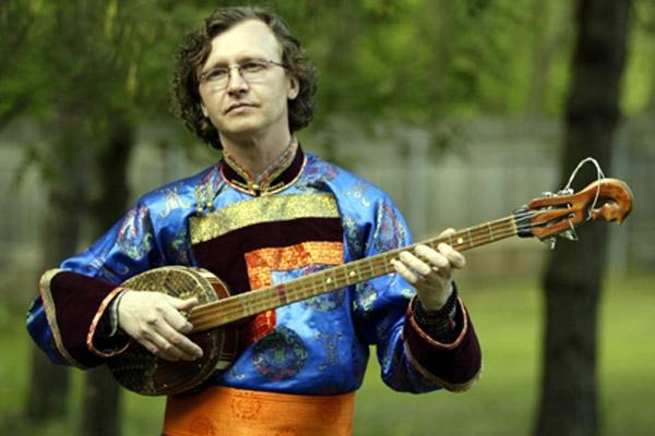 Евгений Золотарев - музыкант и муж Намгар