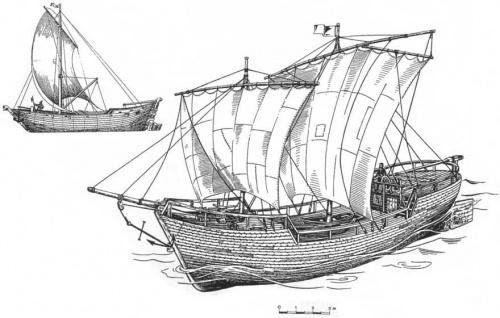 поморский коч