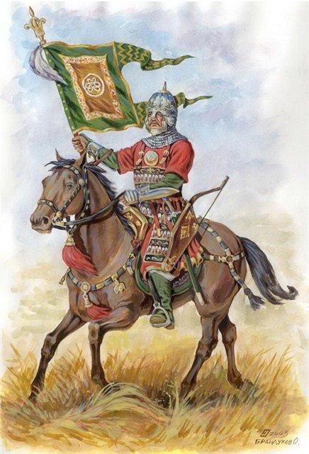 татарский конник