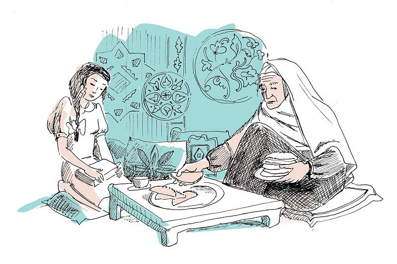 Иллюстрация: Лада Чуплыгина