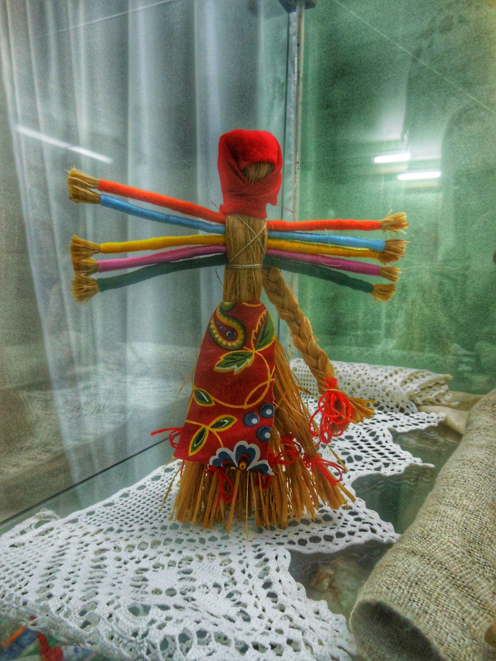 Ульяновская народная куколка