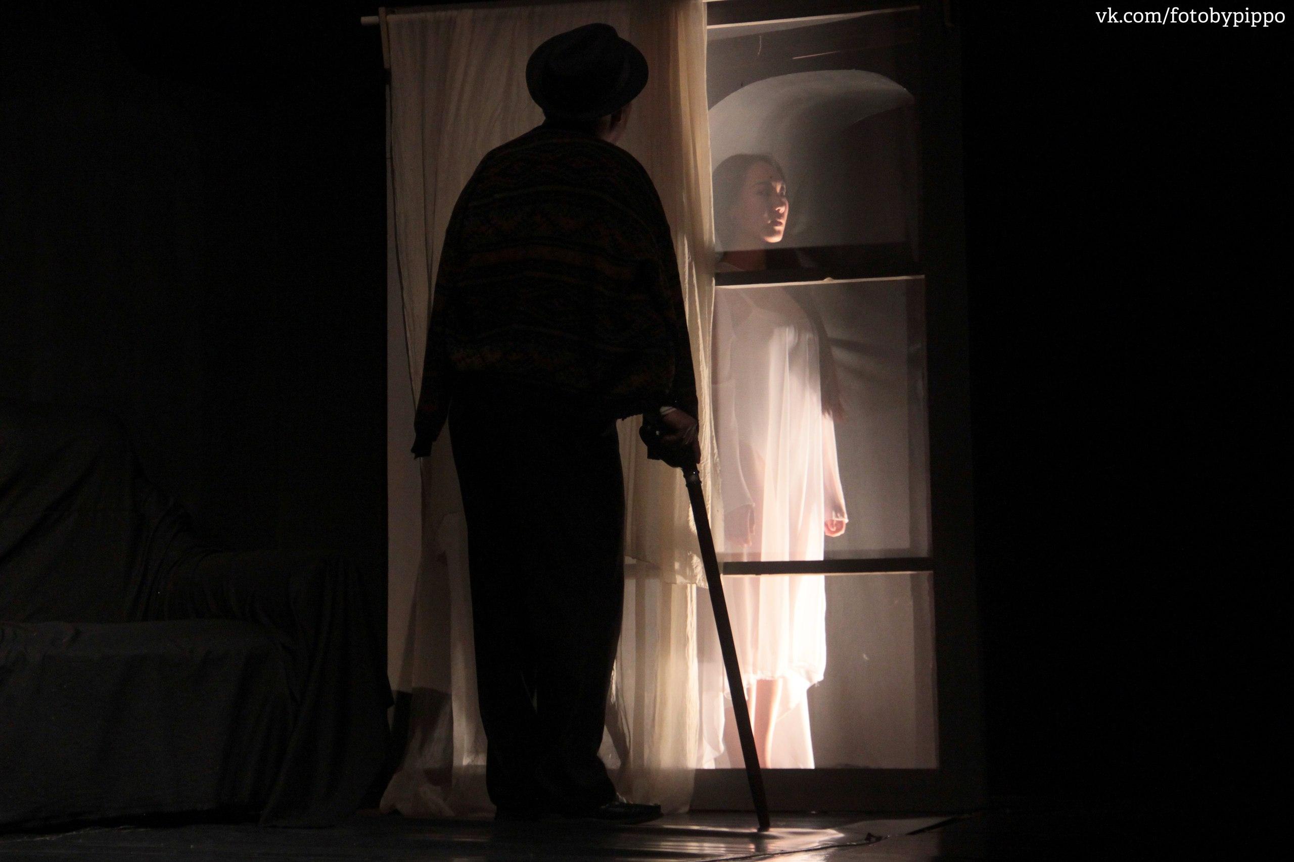 Виталий Катышкин, премьера спектакля про Кугультинова