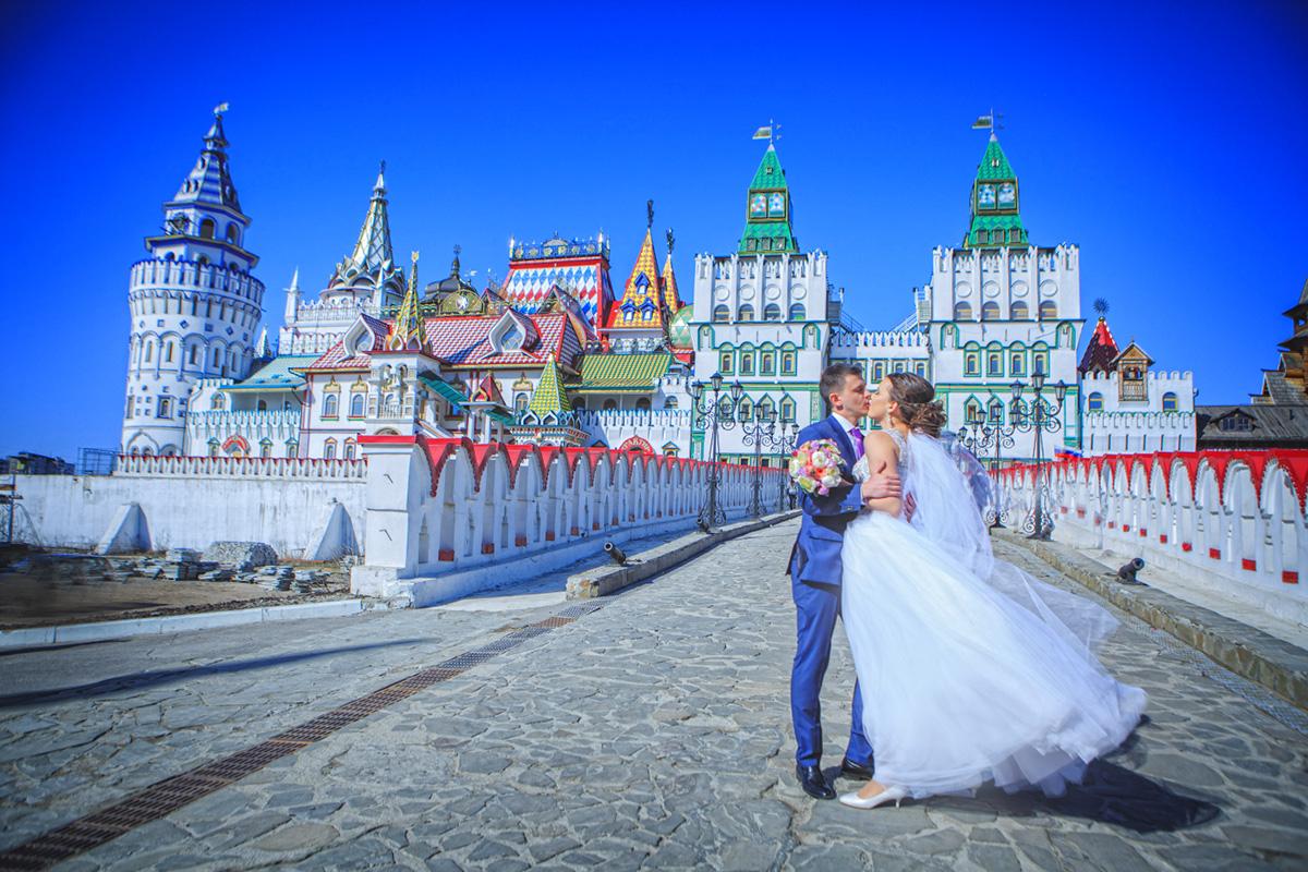 свадьба в измайлово