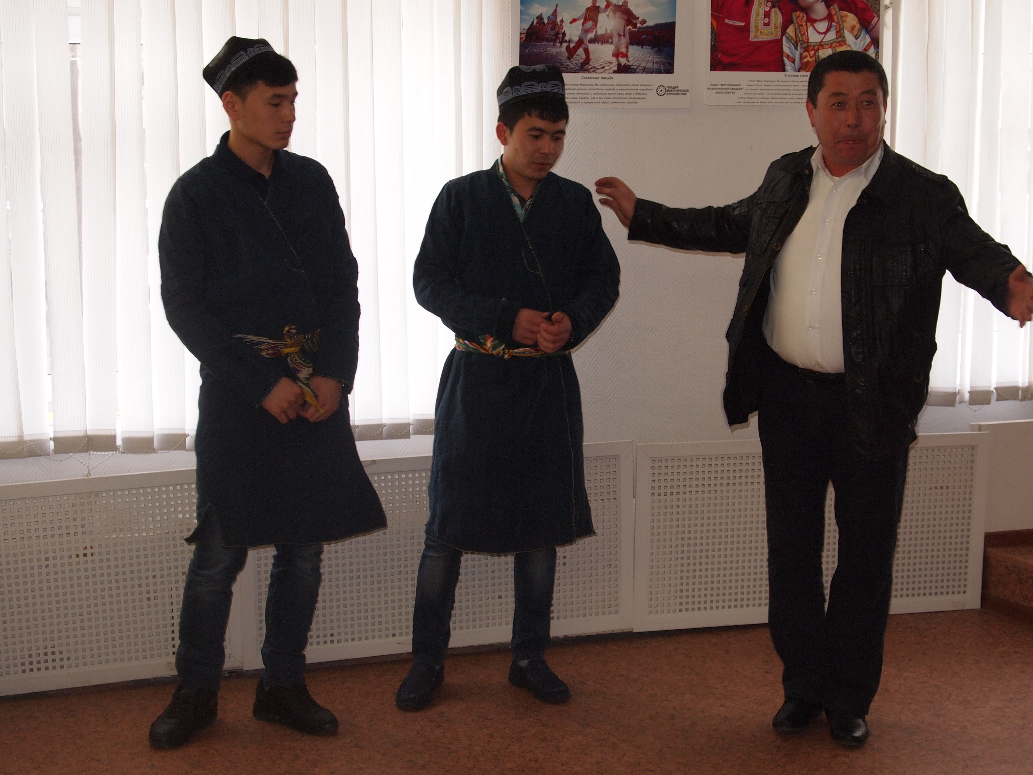Анвар Балтаев и