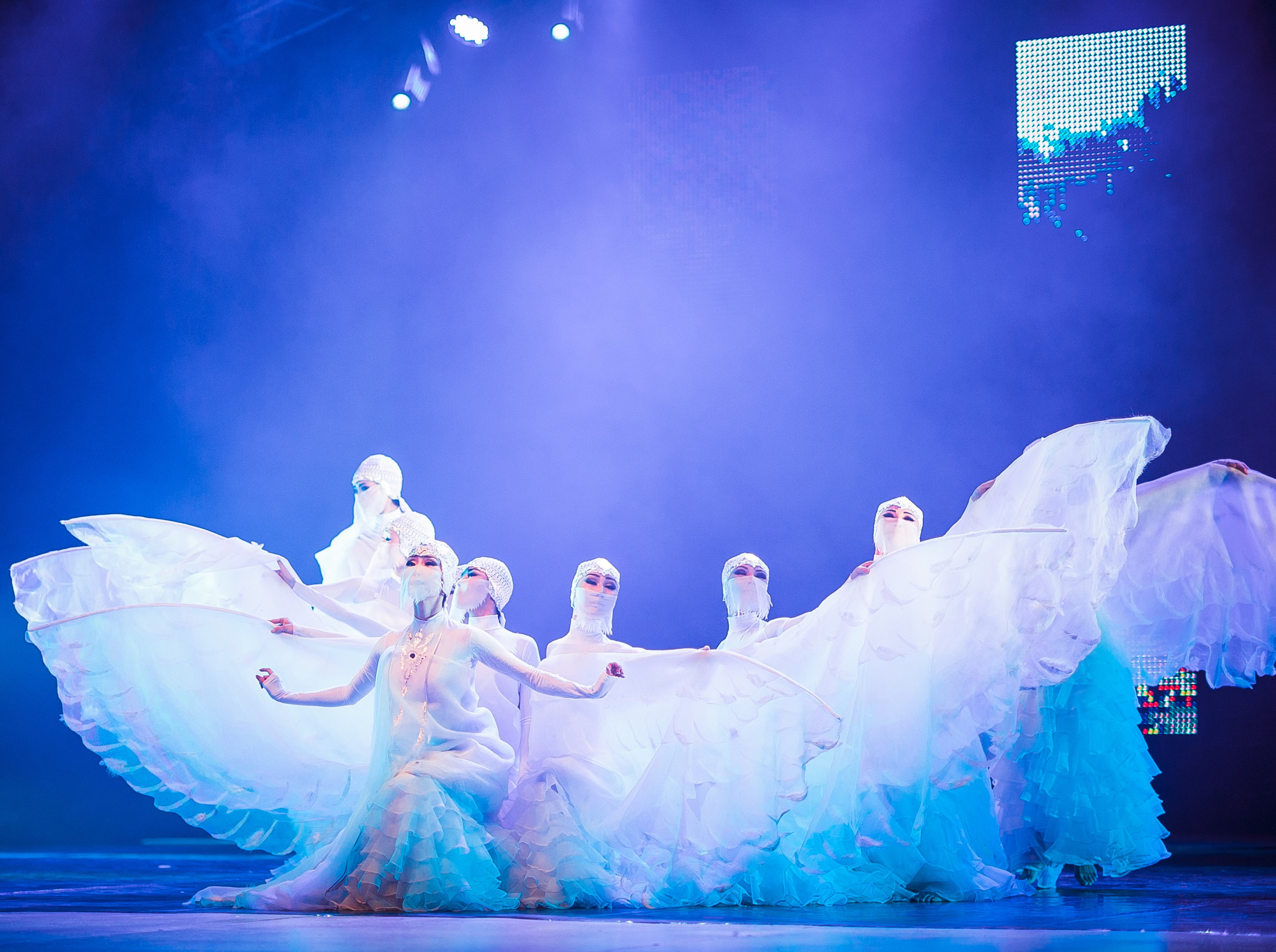 бурятский театр песни и танца Байкал