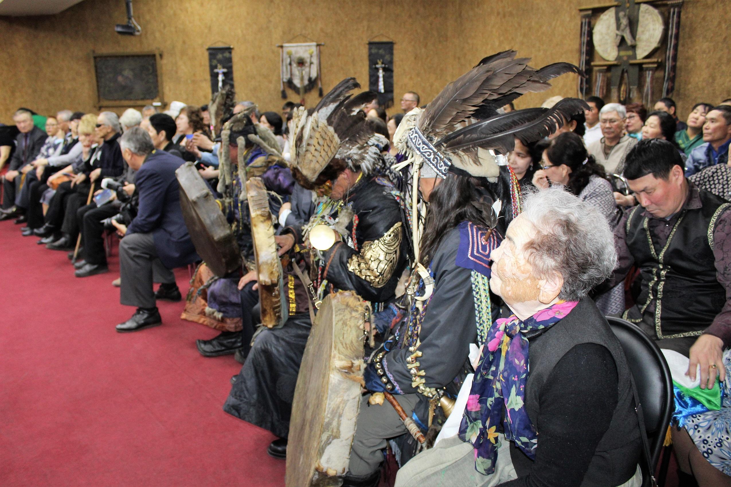судьба шаманки