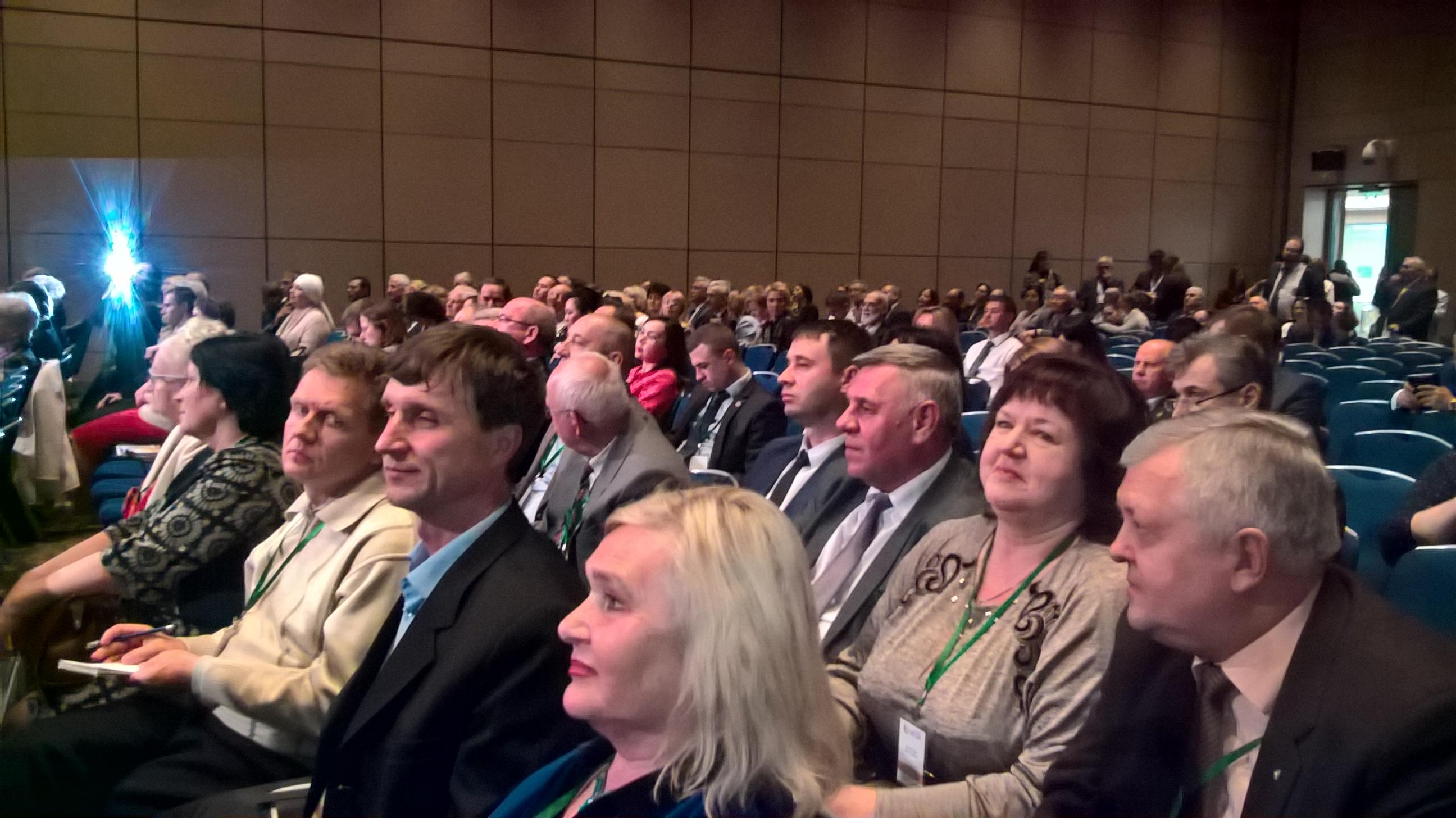 съезд Ассамблеи народов Евразии