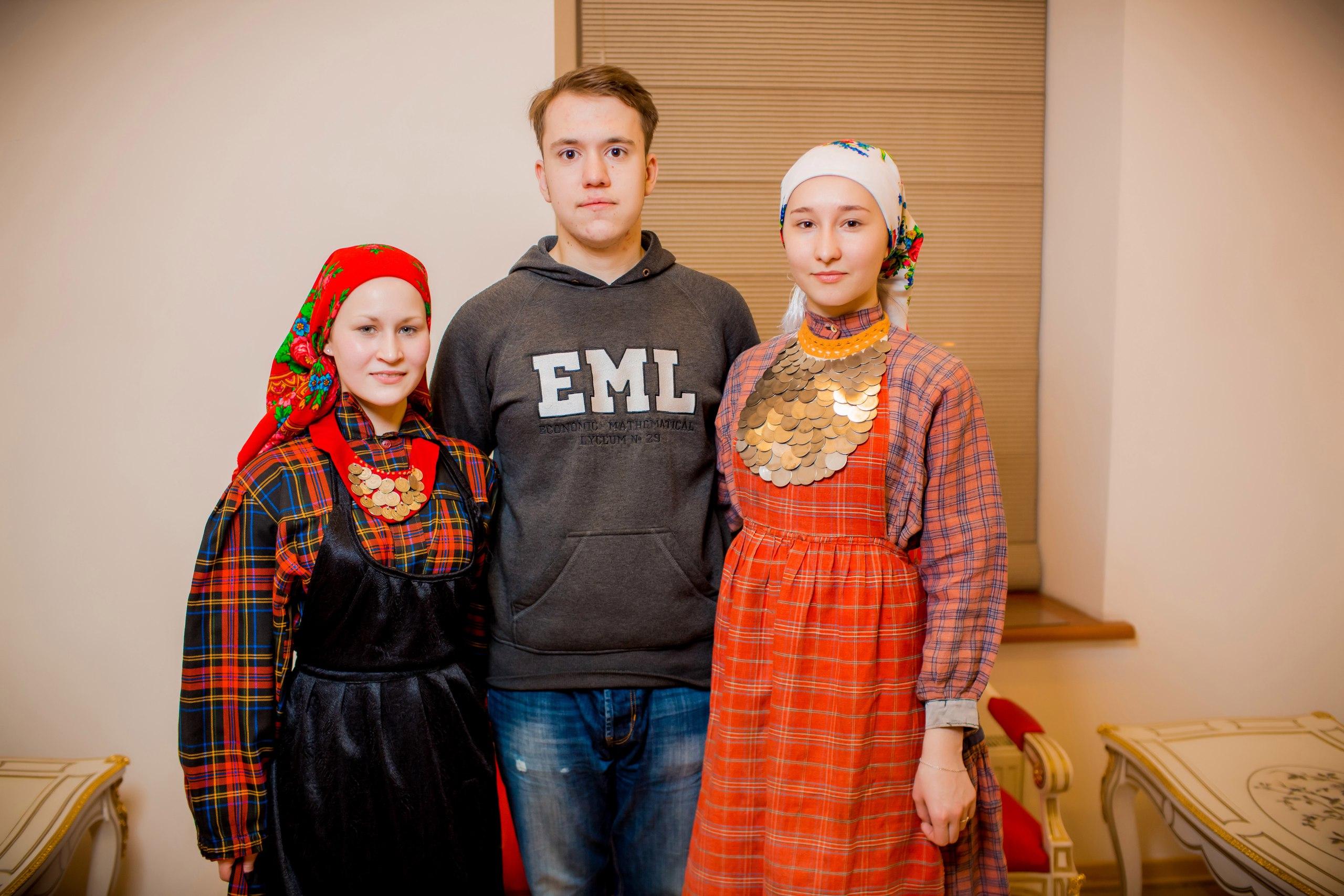 Бал народов России пройдет в Москве 9 июня