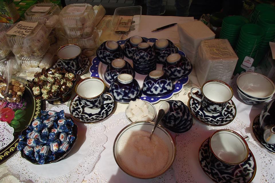 фестиваль национальной кухни в Воронеже