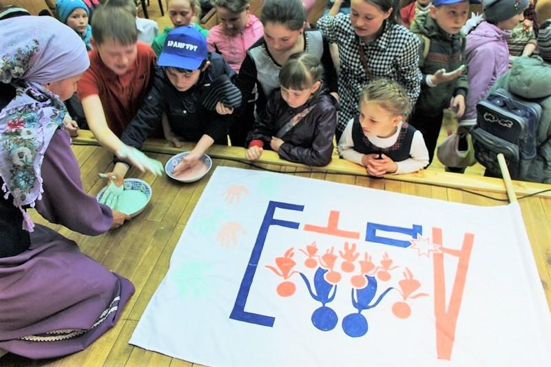 татары детский театр