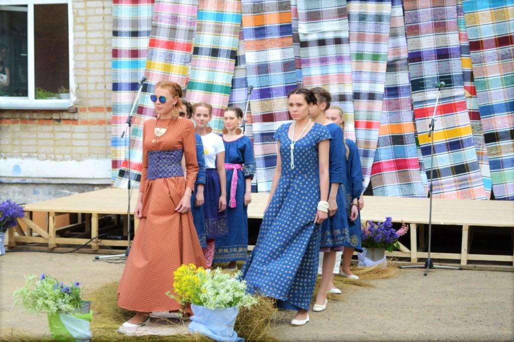 костюмы народов Прикамья коми-пермяцкий
