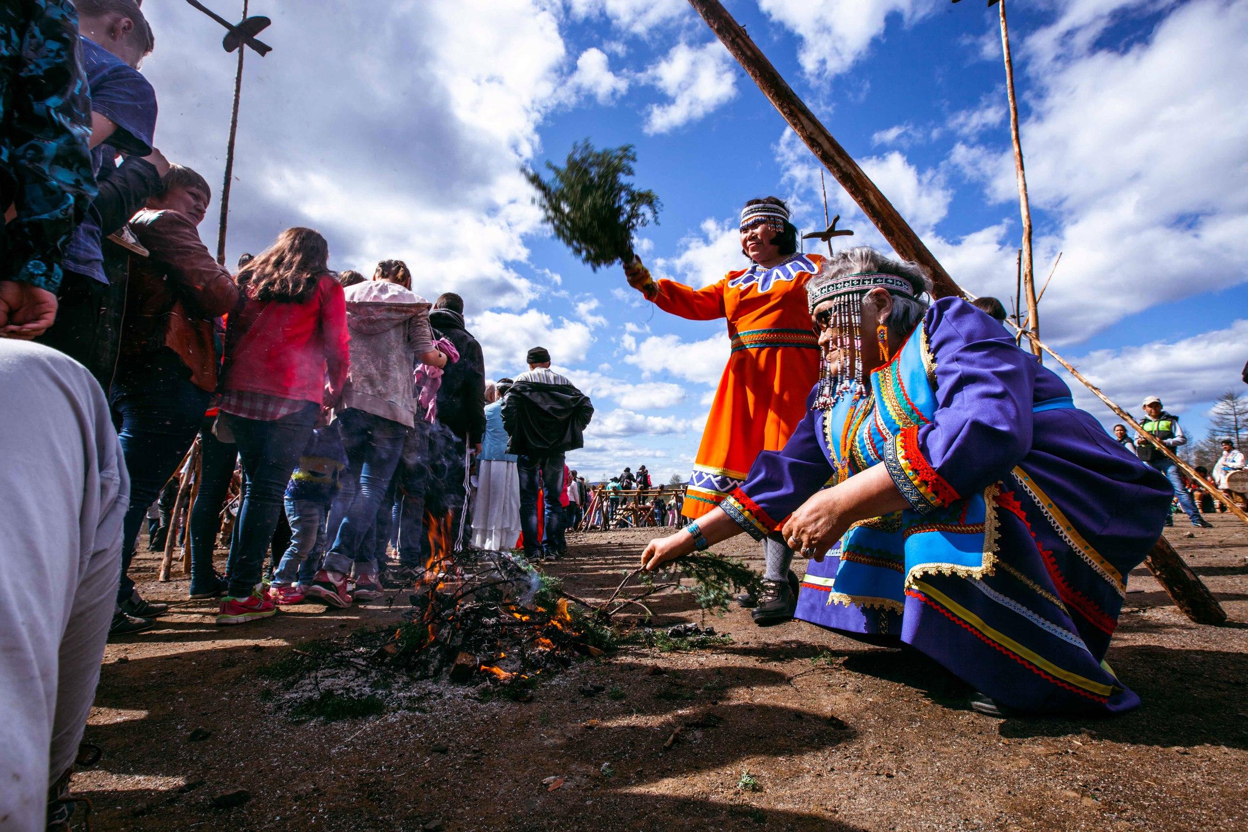 Красноярские эвенки отметят праздник