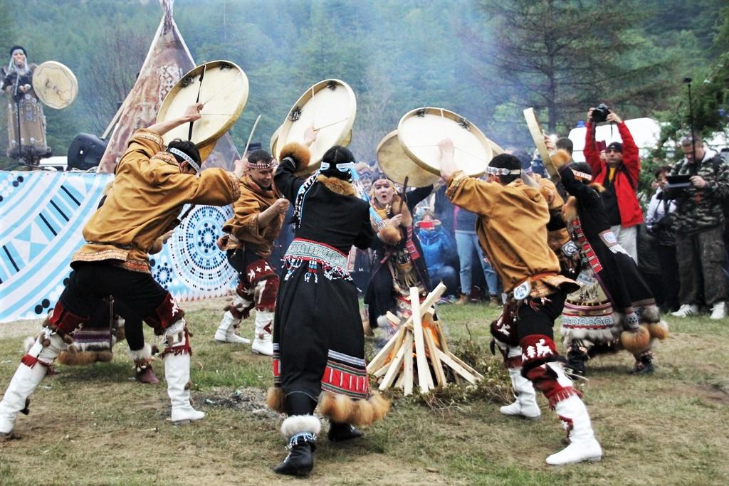 На праздник Хэбденек впервые представят обряд эвенов