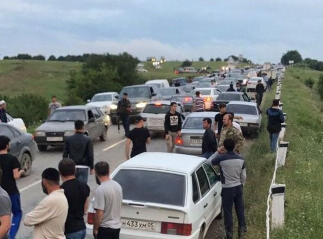 Жаркое лето в Дагестане
