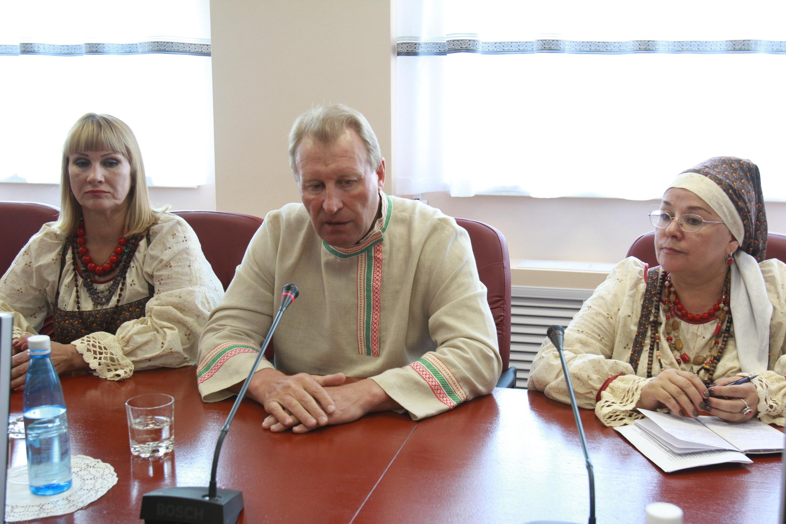 Анатолий Добрянцев. Фото пресс-служба Ил Тумэн