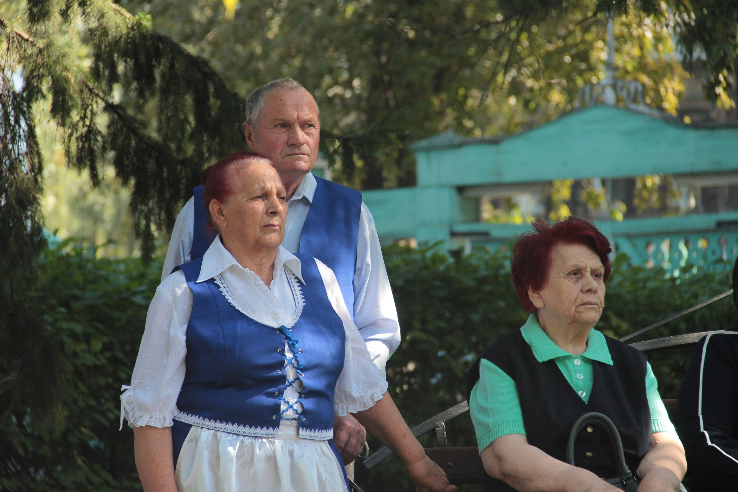 Российские немцы почтили память депортированных родственников