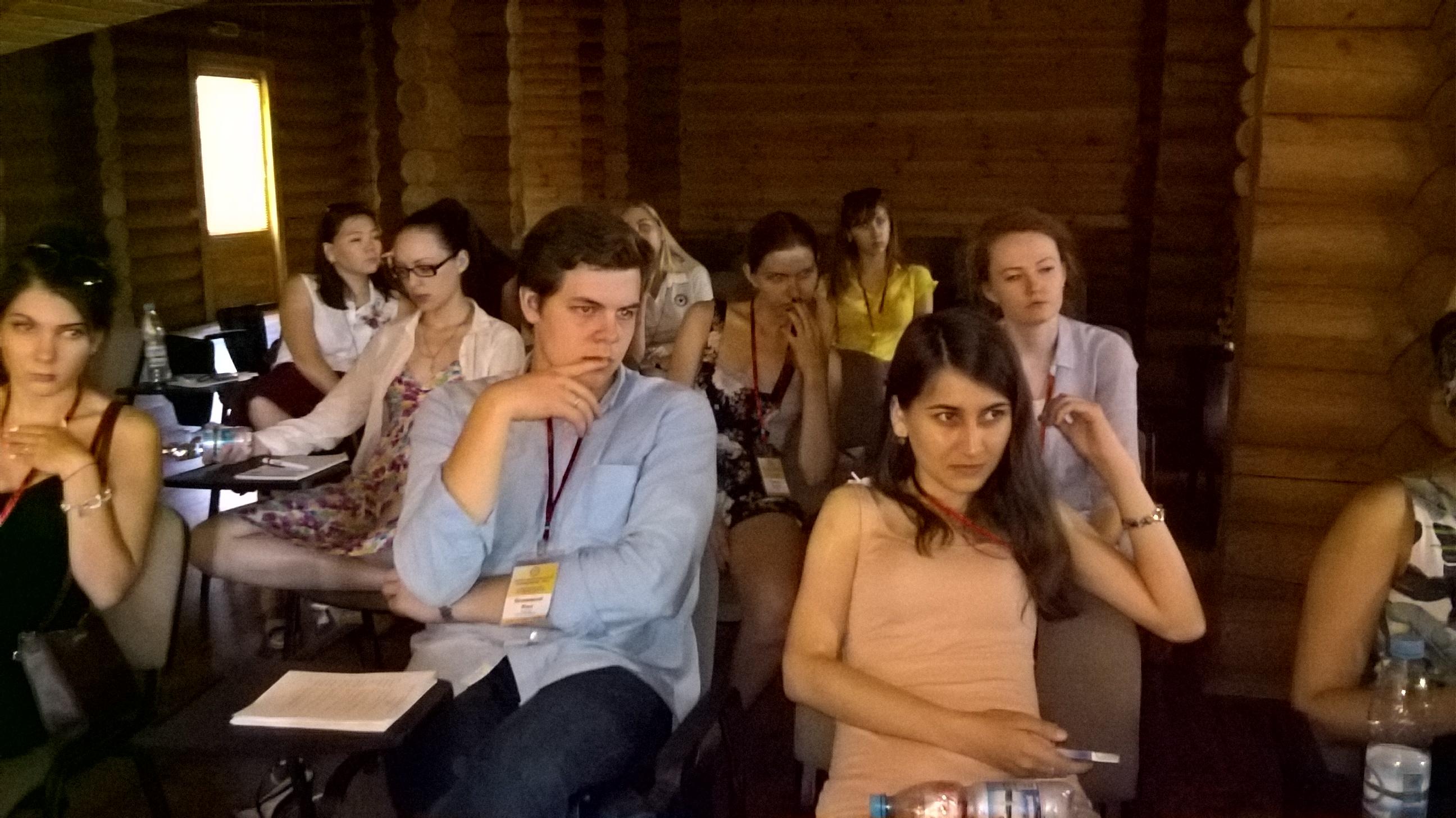 Школа межэтнической журналистики, Гильдия межэтнической журналистики, Астраханская область, Харабалинский район