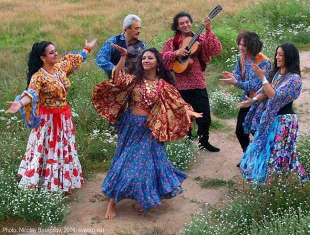История, традиции и верования российских цыган