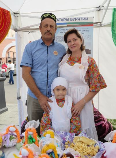 Бурятия, буряты, семейские, русские, казаки, эвенки, фестиваль