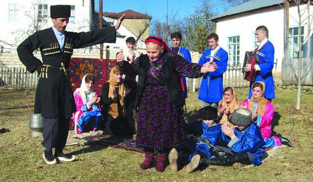 лезгины, традиции, обычаи, праздники