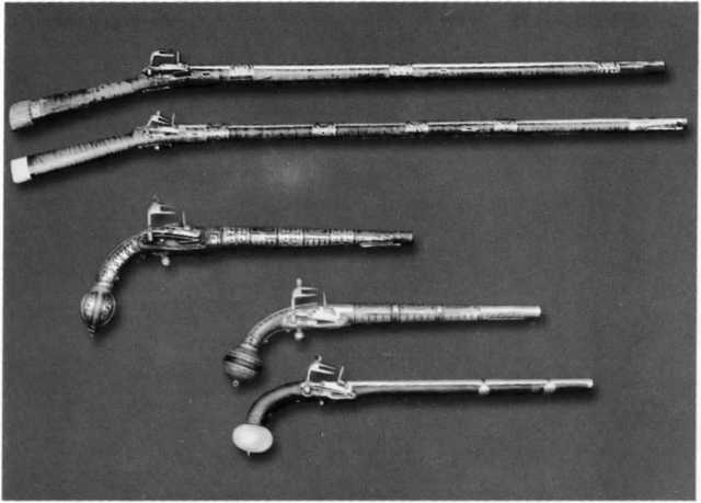ингушское оружие