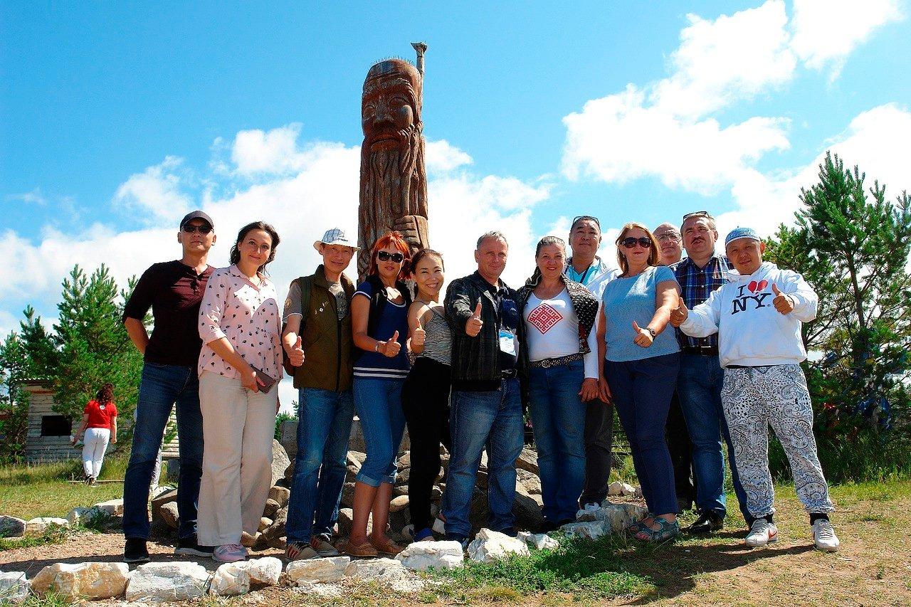 Этноэкспедиция Гильдии межэтнической журналистики на Байкале в Бурятии