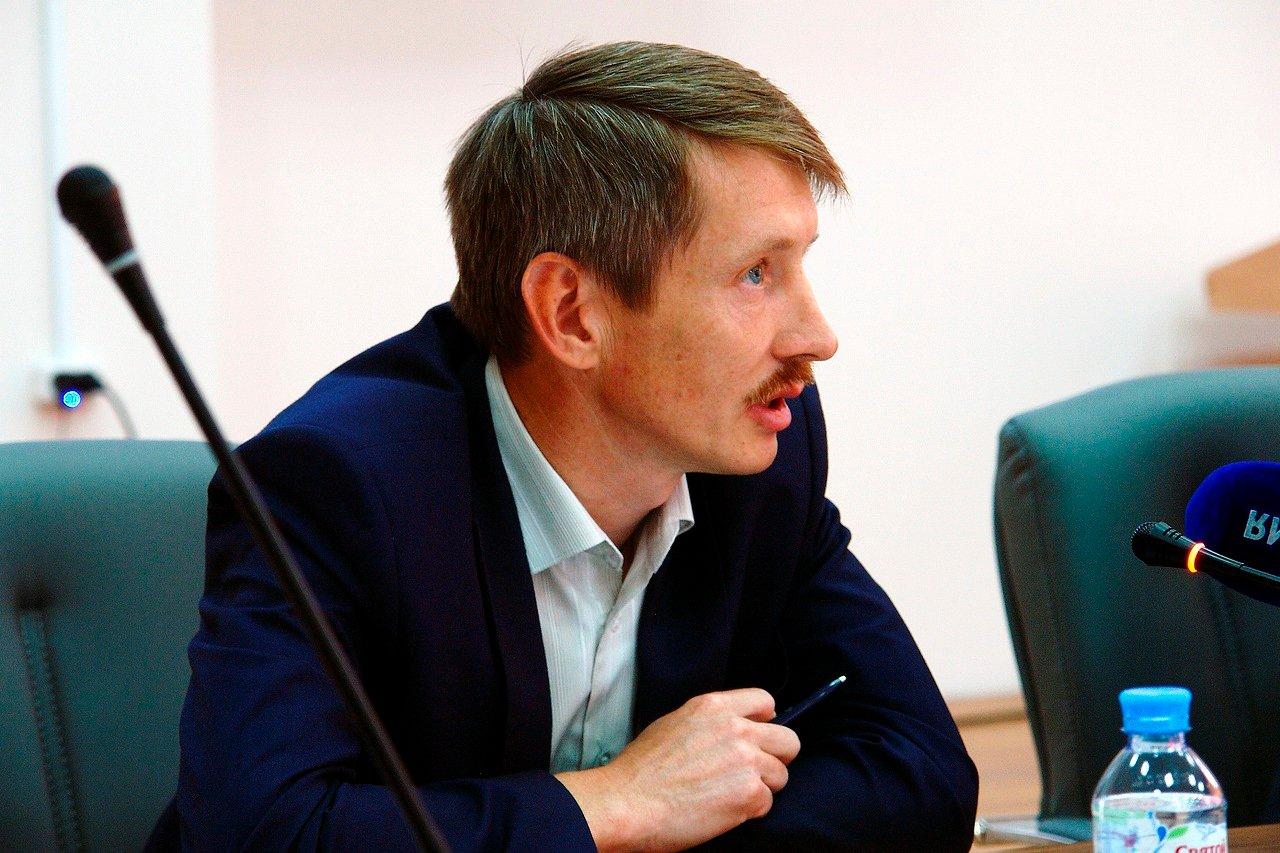 Михаил Харитонов Бурятия форум Гильдии межэтнической журналистики