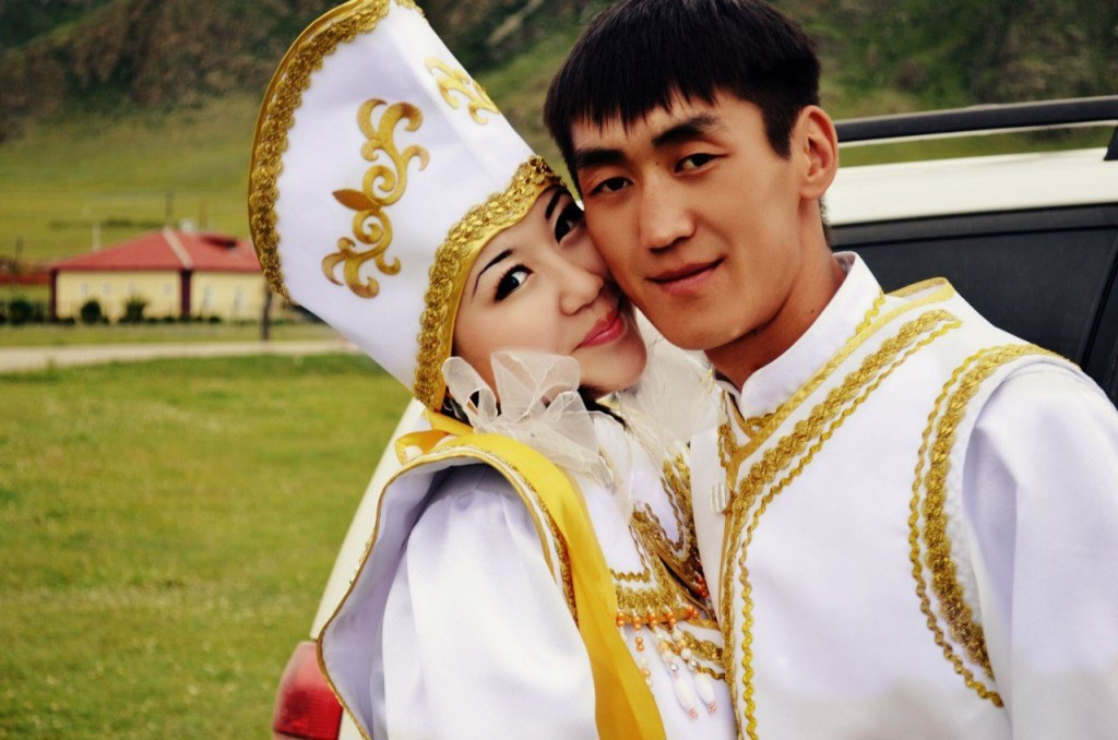 алтайская свадьба
