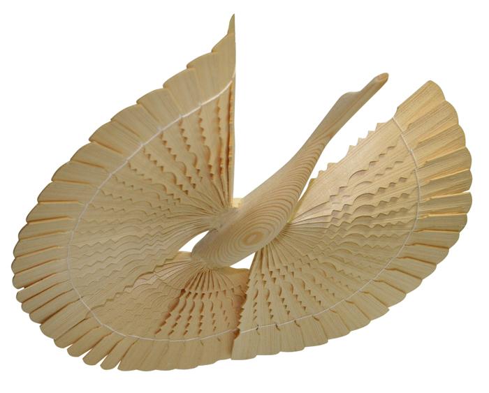 щепная птица