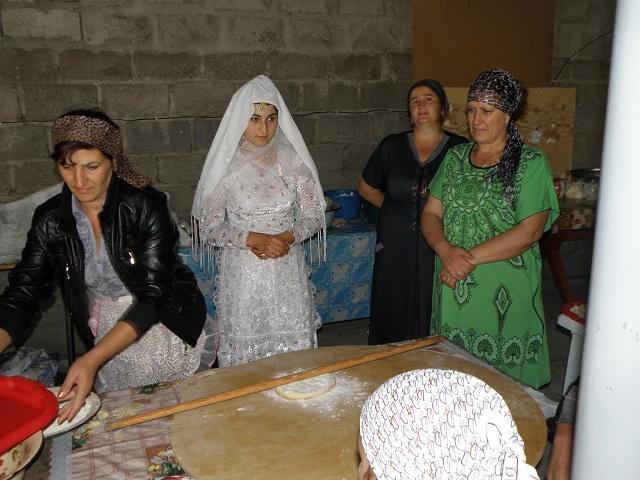 свадьба турков-месхетинцев