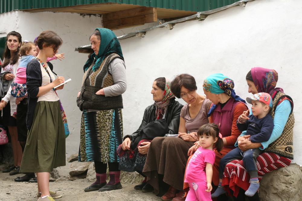 Экспедиция в Дагестан. Фото: ling.hse.ru