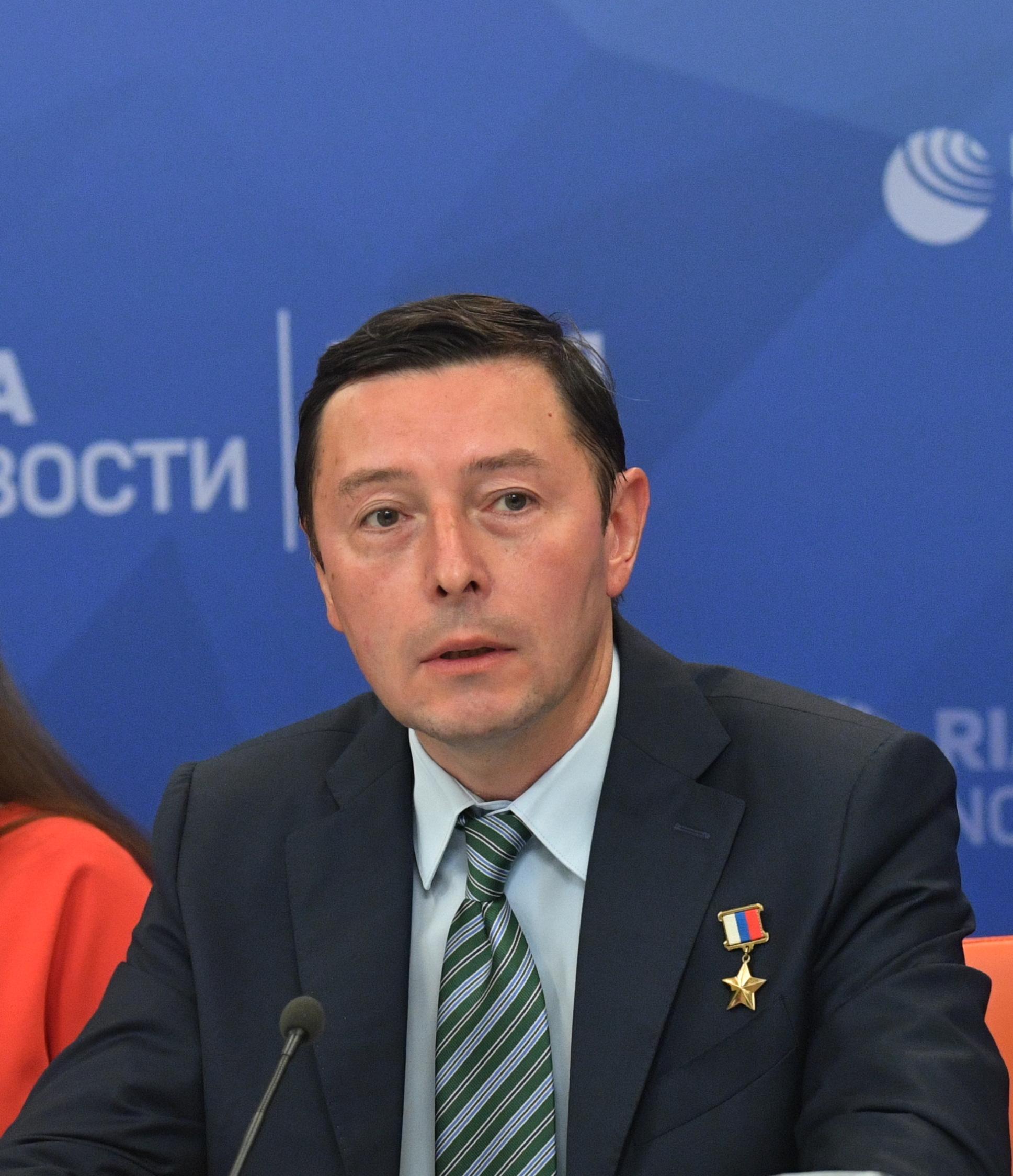 Ревин космонавт