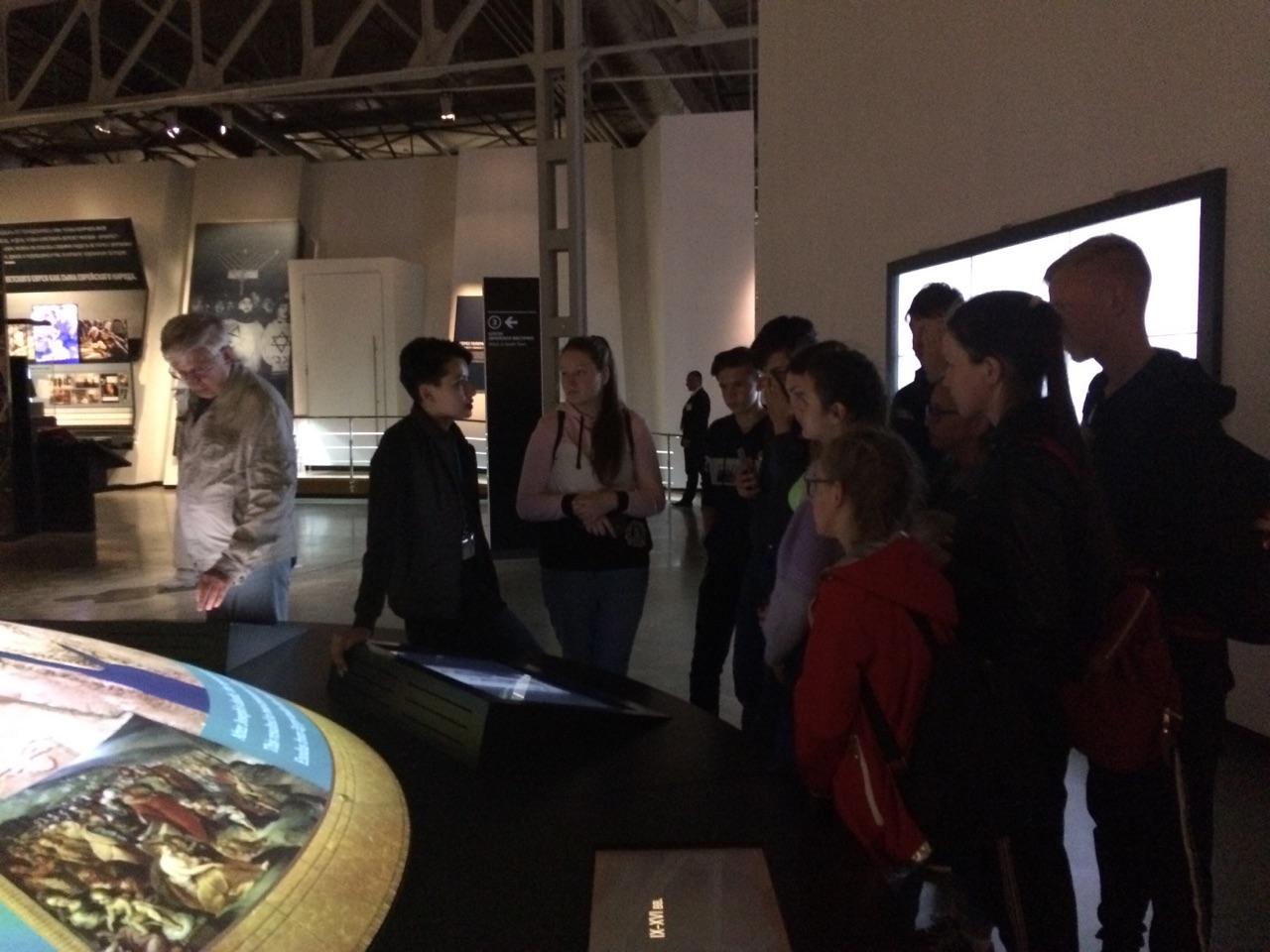 Победители удмуртского проекта о многонациональной Победе посетили столицу