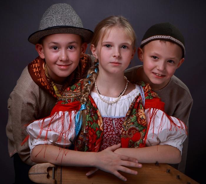 дети россии