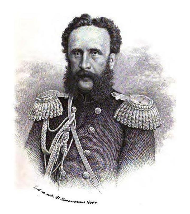 Петр Услар