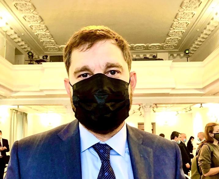 Игорь Баринов после завершения БЭД