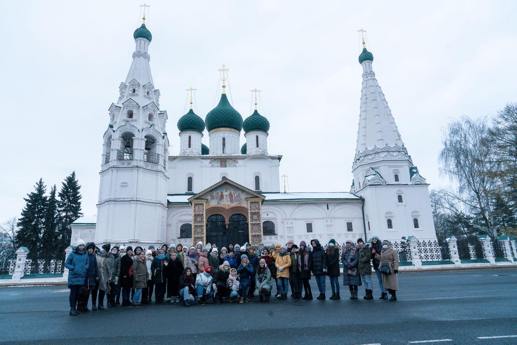 В Ярославле