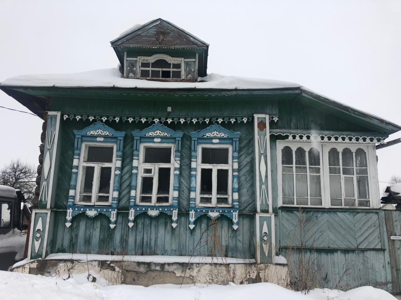 Дом из Коврова