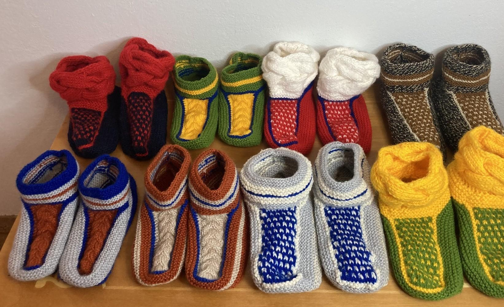 Носки от мам