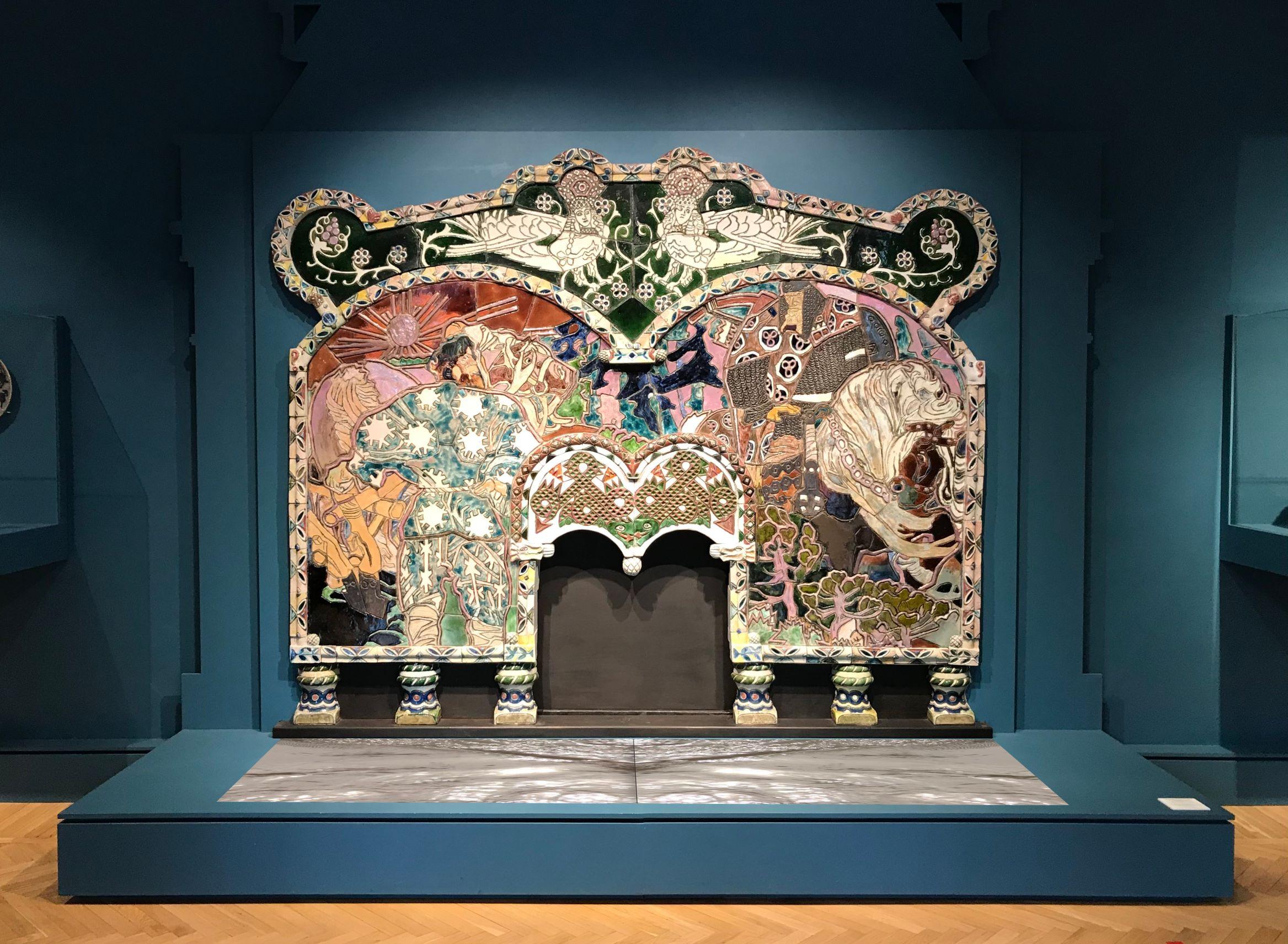 выставка в Музее декоративного искусства
