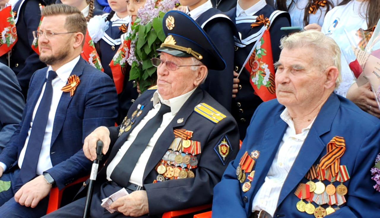 Юрий Михайлович Сытов и Курбан Магомедович Курбанов