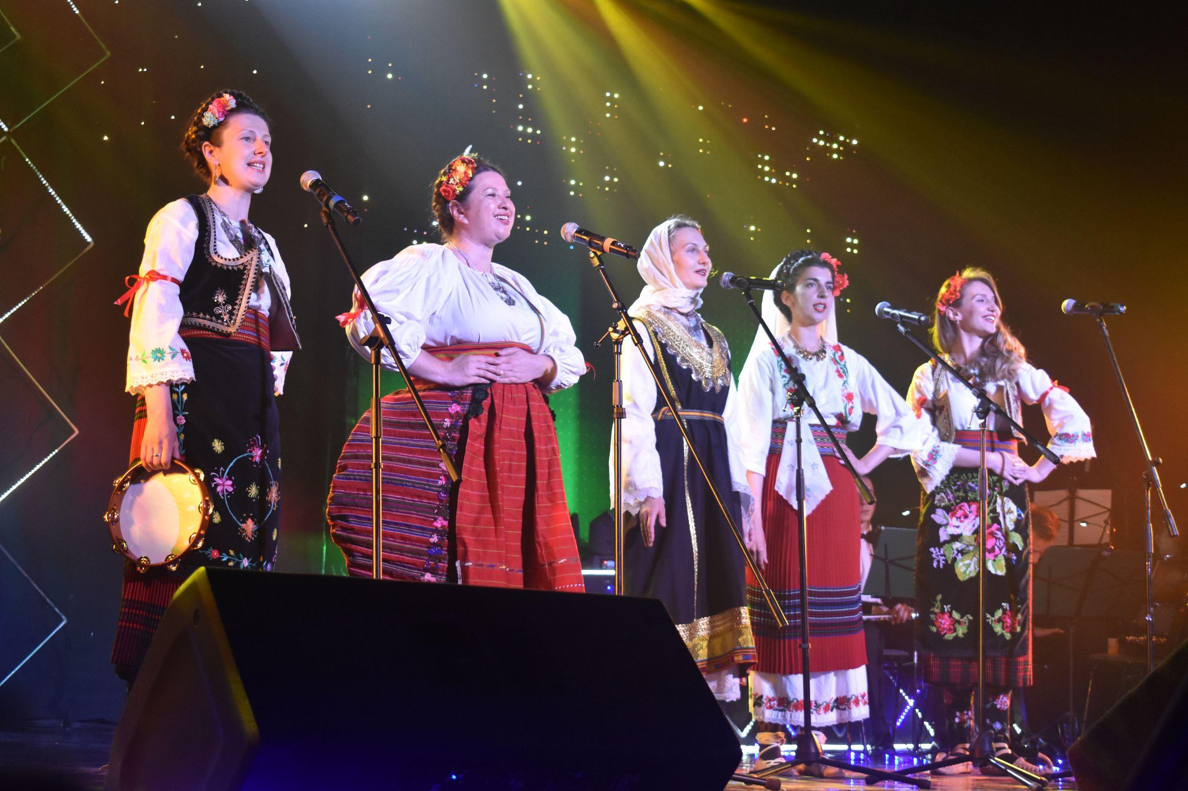 Сербский ансамбль