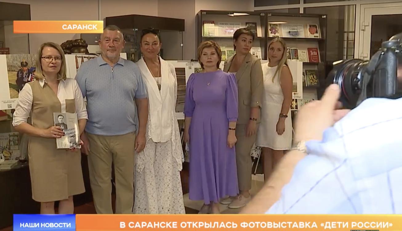 В открытии приняла участие и.о. министра культуры, национальной политики и архивного дела РМ Светлана Баулина