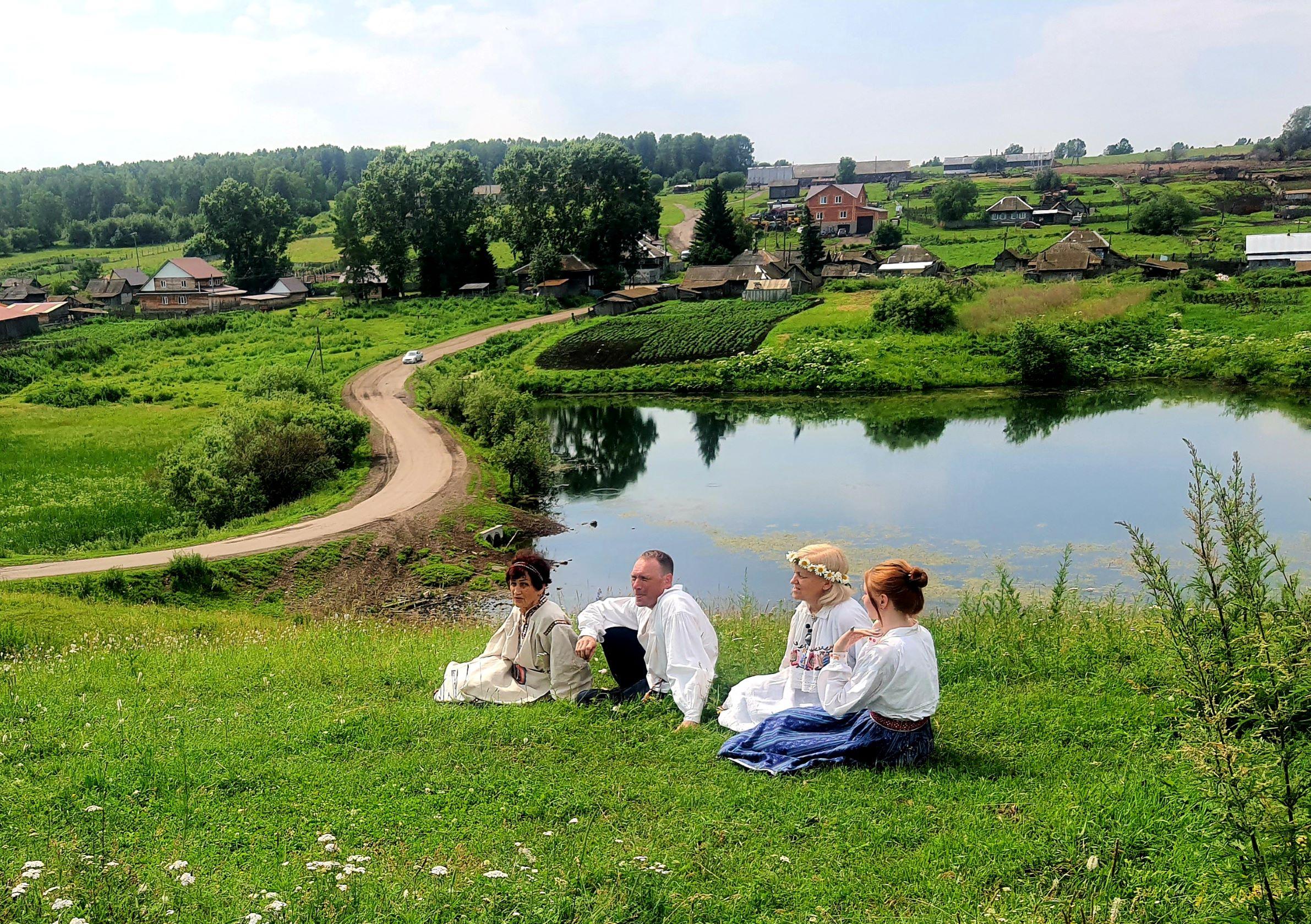 Село Верхний Суэтук