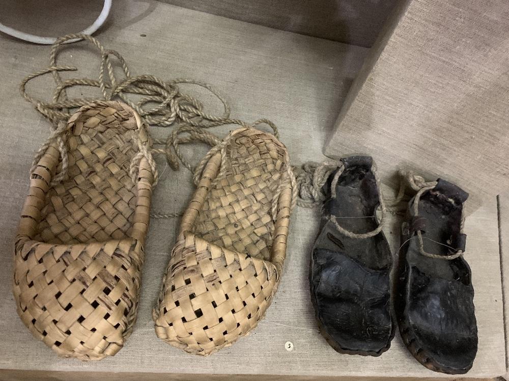 Обувь карелов