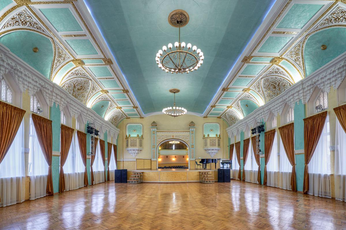 актовый зал Татарского культурного центра