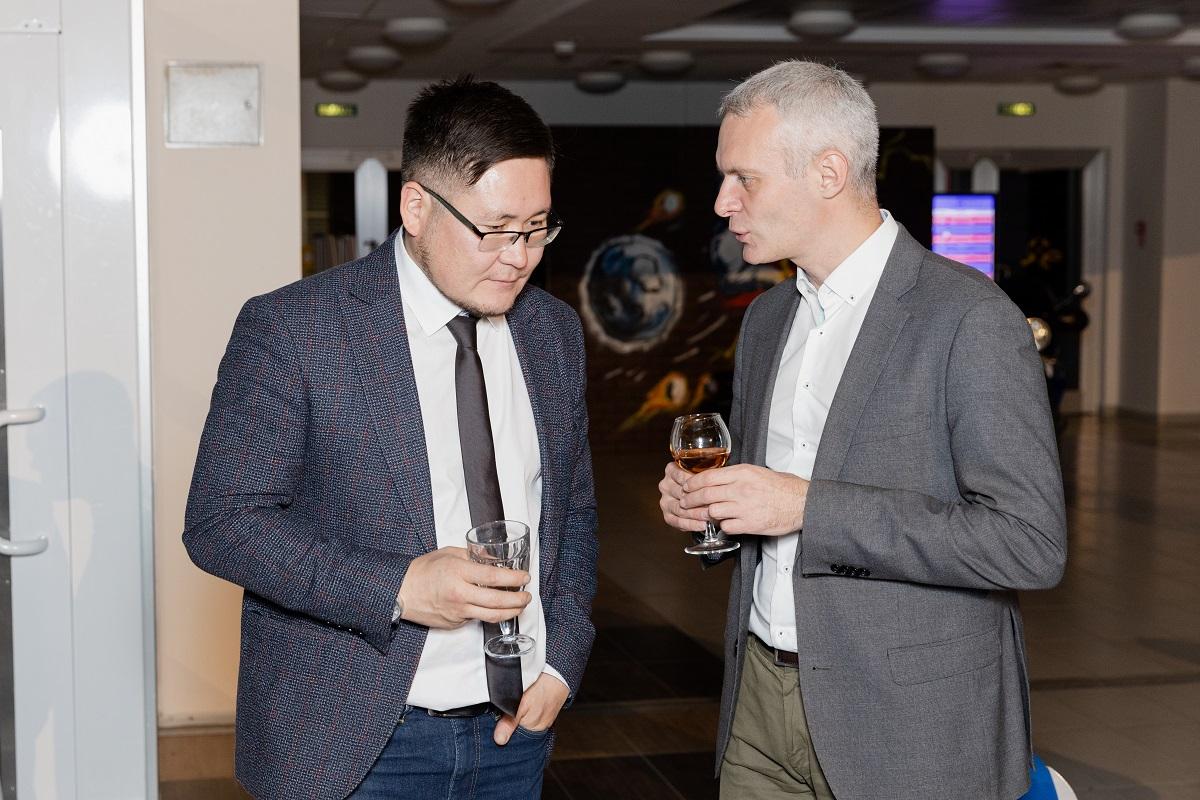 Ейко Богданов и Станислав Мищенко