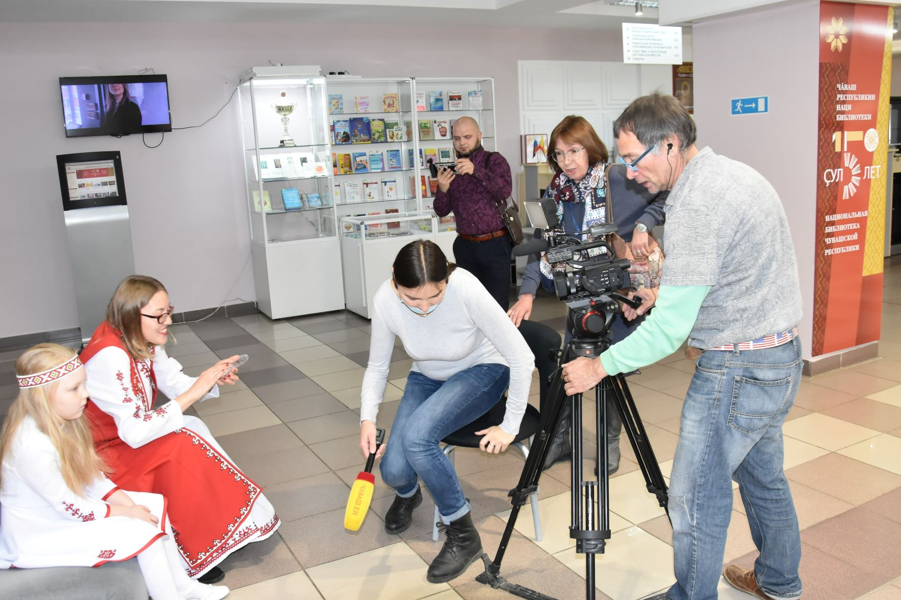 Наталья Ямаева (Йошкар-Ола), интервью коллегам